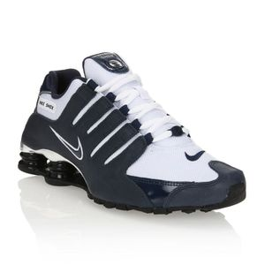 on sale 17c64 5002d BASKET NIKE Baskets Shox NZ Eu Homme