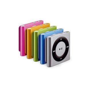 LECTEUR MP3 Lecteur MP3 Apple iPod Shuffle 4 - 2Go Silver