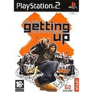 DVD FILM Getting Up - Collector [PlayStation2]