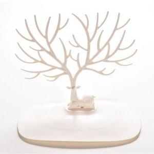 Présentoir bijoux 1 PCS Deer arbre rack présentoir titulaire organis