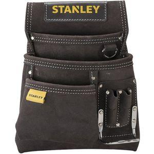 MARTEAU Porte-outils et porte-marteau cuir simple STANLEY
