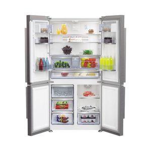 frigo americain 3 portes achat vente pas cher. Black Bedroom Furniture Sets. Home Design Ideas