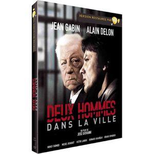 DVD FILM DVD - ( 2 ) Deux Hommes dans la Ville [ Jean Gabin