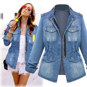 Royaume-Uni disponibilité 25d39 1dbcc Veste en jean oversize femme