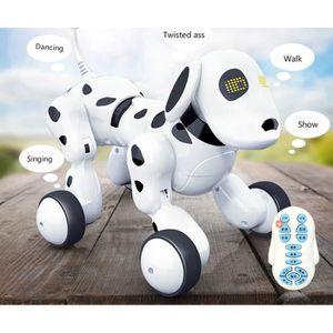 ROBOT - ANIMAL ANIMÉ créatif électrique chien robot petite enfance joue