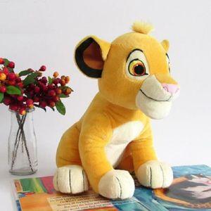 peluche geante le roi lion