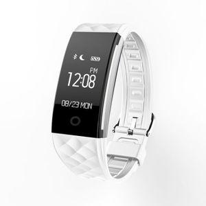 BRACELET MONTRE CONNEC. Wotumeo® S2 Fitness Tracker IP67 Bande De Fréquenc