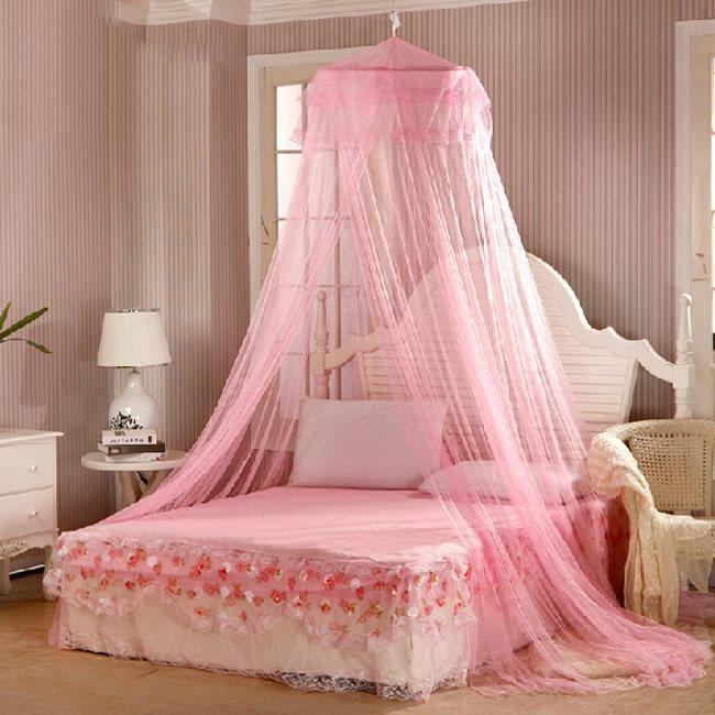 ciel de lit fille - achat / vente ciel de lit fille pas cher