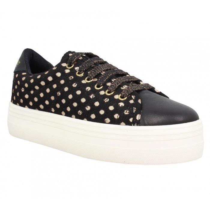 BASKET Baskets NO NAME Plato Sneaker pois-40-Noir. Superbe paire de  chaussures ...