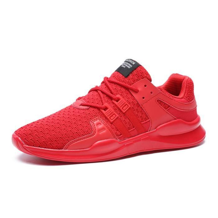 casual tissé chaussures Mode volant hommes Nouvelles Baskets qtwpEzCT
