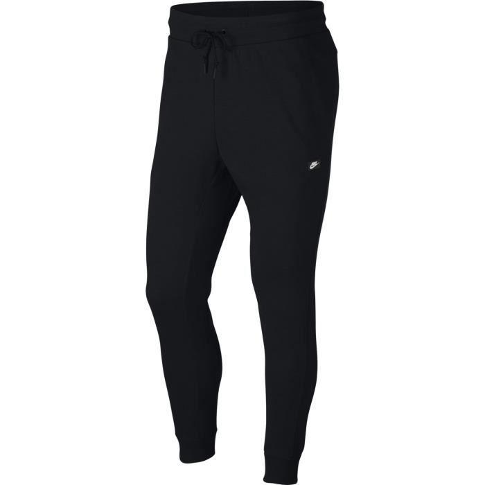 Pantalon Jogger Nsw Noir Homme Nike Optic qqfZT1r