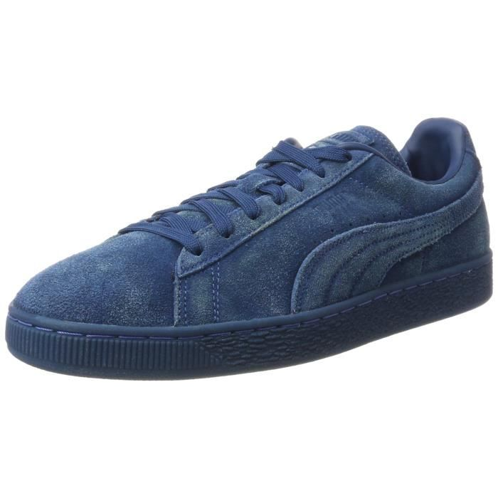 sports shoes b997a b17cf Puma Suede Classic Distressed hommes Baskets bas-top 3BXYDP Taille-42