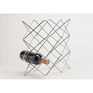 porte bouteille design achat vente porte bouteille design pas cher cdiscount. Black Bedroom Furniture Sets. Home Design Ideas