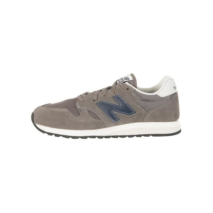 New Balance Homme 520 Trainers Gris gris - Chaussures Baskets basses Homme