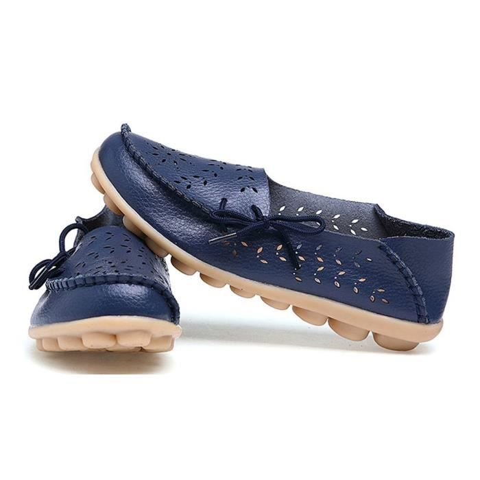 Wanted Shoes Womens Crew Closed Toe Moccasin Loafers C0T4K Taille-37 1-2 4dT0doVYW