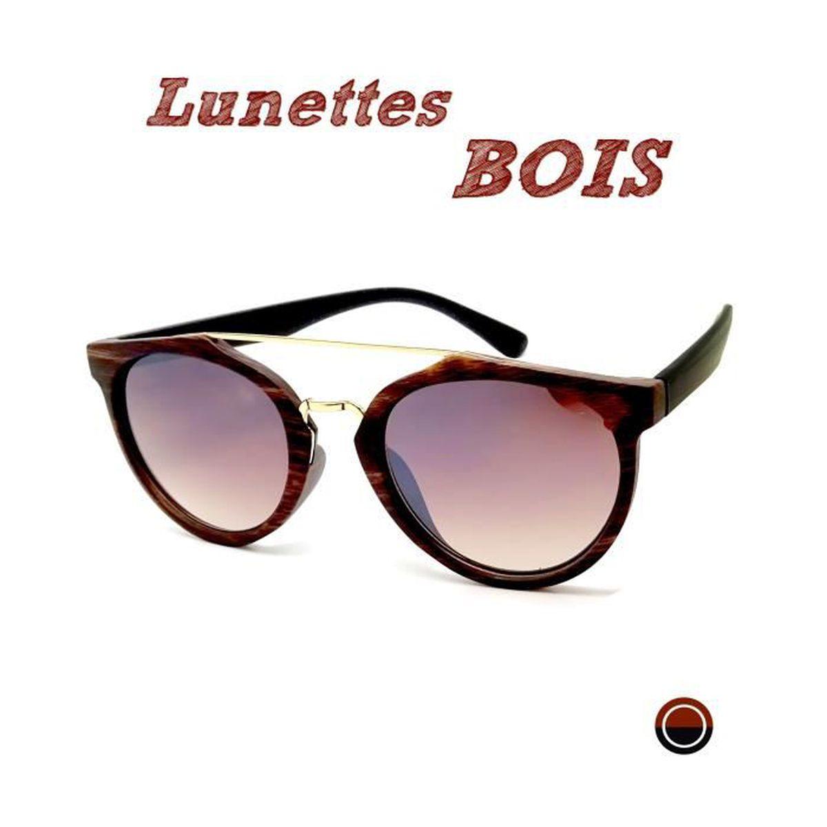Lunettes de Soleil Homme Femme Unisex TIMEZONE CLARY (Noir Mat / Gris Clary 33) XtRaDWoAK