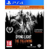 JEU PS4 Dying Light: The Following - Enhanced Edition  PS4