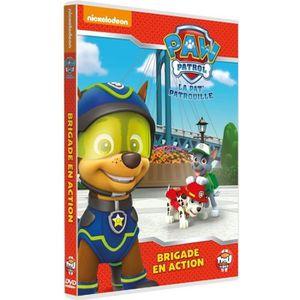 DVD DESSIN ANIMÉ DVD Pat Patrouille Brigade en action