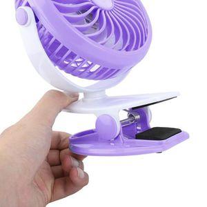 CLIMATISEUR FIXE MEIHESHOP Mini Ventilateur mobil Rotatif  de charg