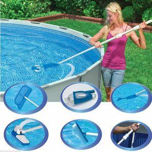 kit entretien nettoyage piscine de luxe avec perche. Black Bedroom Furniture Sets. Home Design Ideas