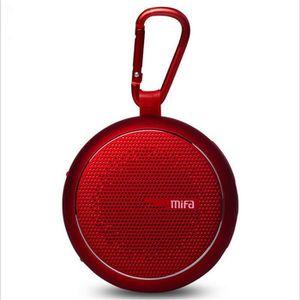 ENCEINTES Nouvelle Mode Enceinte rouge sans fil bleutooth Ha