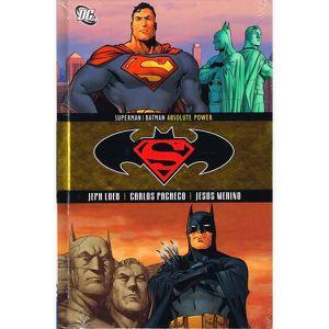 COMICS BD DC Comics Superman Batman: Absolute Power Vol.3