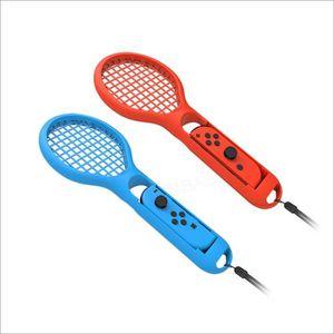 PACK ACCESSOIRE 2PCS Mario Tennis Ace Raquette de Tennis pour Nint