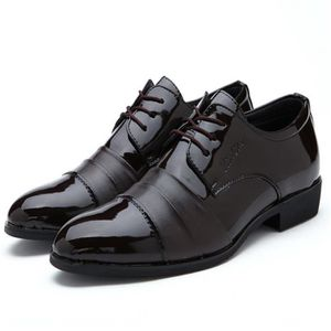 Chaussure Homme Huadiao des pointues w4pI6DG