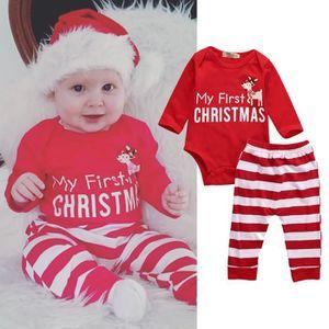 7de3dcce4d189 COMBINAISON Tenue Noël Vêtement Pour Bébés Garçons Fille Combi
