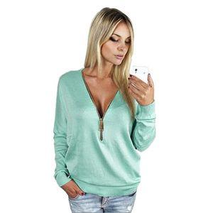 a710e75c7ca Pull vert femme - Achat   Vente Pull vert Femme pas cher - Cdiscount
