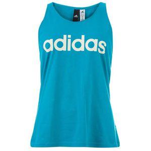 Femme Essentials Vert Slim Pour Achat Adidas Linear Débardeur x74XBAqw