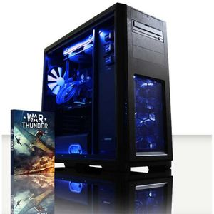 UNITÉ CENTRALE  VIBOX Submission 29.172 PC Gamer - AMD 8-Core, Gef