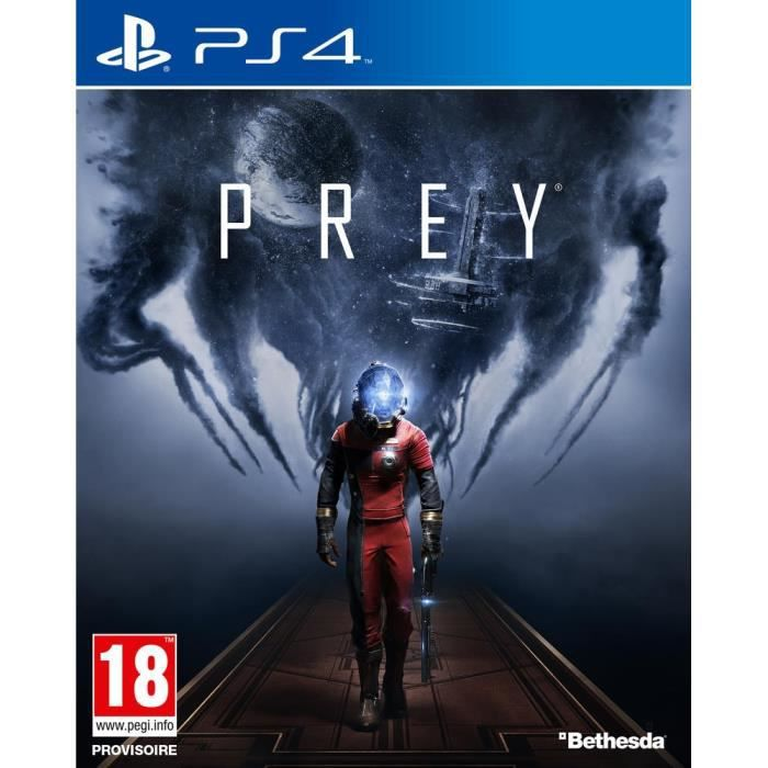 Prey Jeu PS4