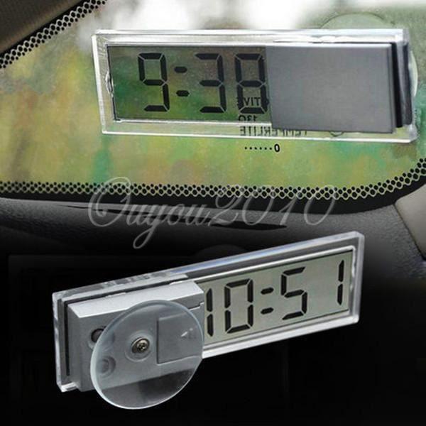 PACK CONFORT Horloge LCD Numérique Digital Durable Pile Afficha