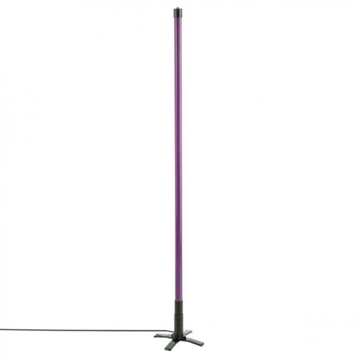 paris prix tube lumineux poser n on 137cm violet noir achat vente paris prix tube. Black Bedroom Furniture Sets. Home Design Ideas