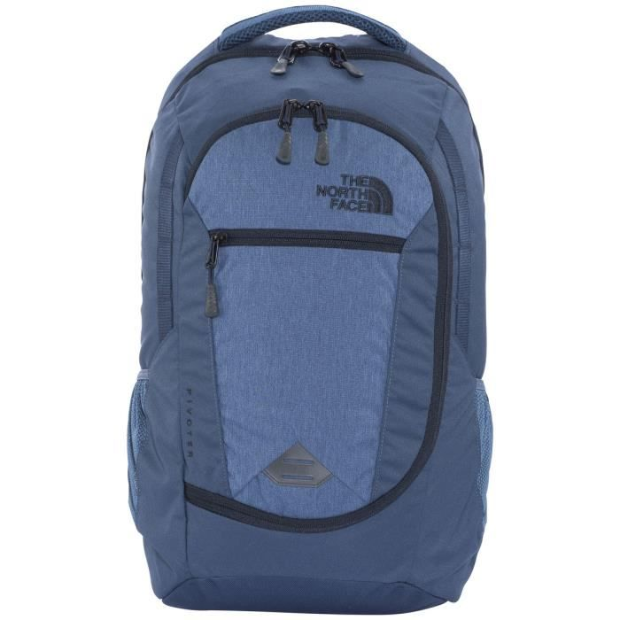07b2a7ebcd The North Face Sac à dos Pivoter Femme Shady Blue Heather/Urban Navy ...
