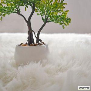 tapis peau de bete achat vente pas cher. Black Bedroom Furniture Sets. Home Design Ideas