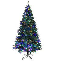 SAPIN - ARBRE DE NOËL Arbre de Noël LED 2 genre de mode artificiel sapin