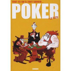 Livre de poker pas cher lustres baccarat preco
