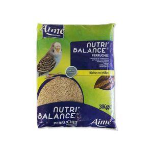 GRAINES AIME Nutri'balance Mélange de graines - Pour perru