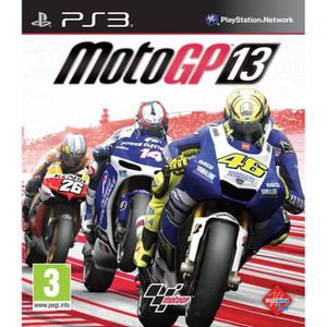 NEW 3DS - 3DS XL JEU PS3 MOTO GP 13