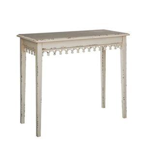 Console meubles achat vente console meubles pas cher cdiscount page 26 - Console bois vieilli ...