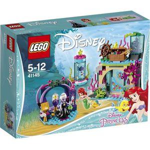 ASSEMBLAGE CONSTRUCTION LEGO® Disney Princess 41145 Ariel et le Sortilège