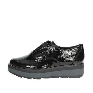SLIP-ON Lumberjack Slip-on Chaussures Femme Noir