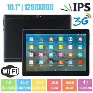 TABLETTE TACTILE 10,1 pouces Tablette PC Micro WIFI Android 7.0 2G