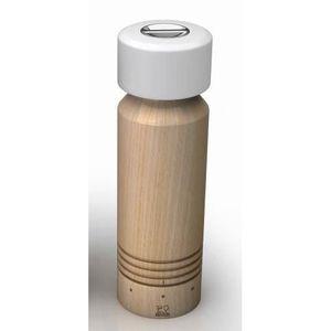 SALIERE - POIVRIERE Milan moulin à sel  u'Select bois 20 cm