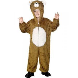 DÉGUISEMENT - PANOPLIE Costume d'ours 7-9 ans