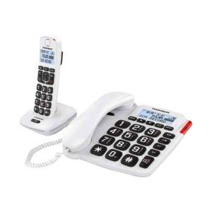 Téléphone fixe Thomson Serea Comby Téléphone filaire système de r