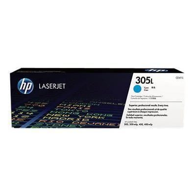 Toner HP LasertJet 305L - 3 Cyan (CE411L)