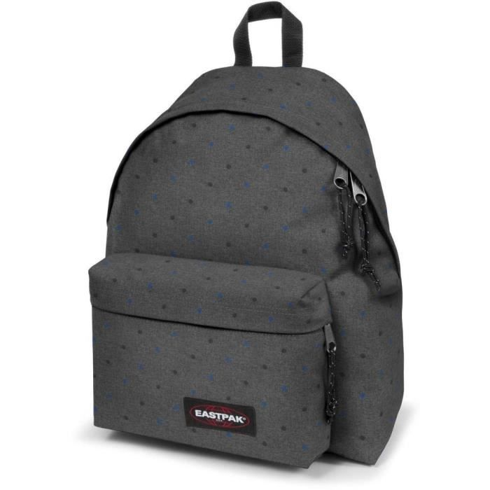 Padded Pak'r Sac Eastpak Dots Dos À Pois Duo Gris Achat g7yvmIYbf6